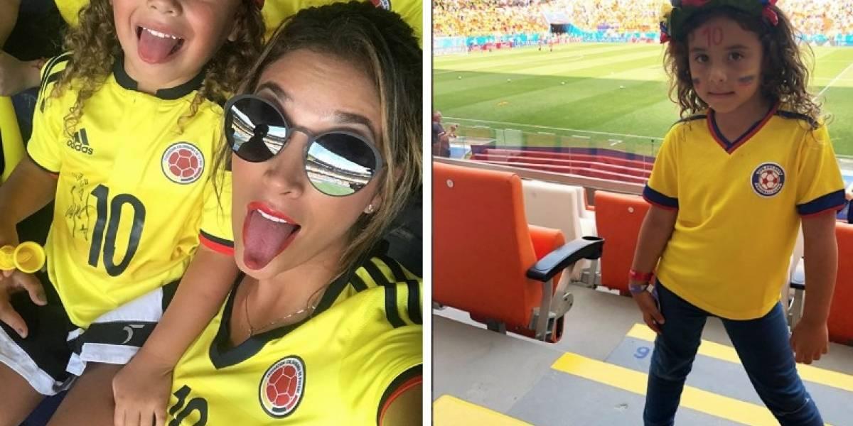 ¿Por qué foto de Daniela Ospina y Salomé fue criticada?
