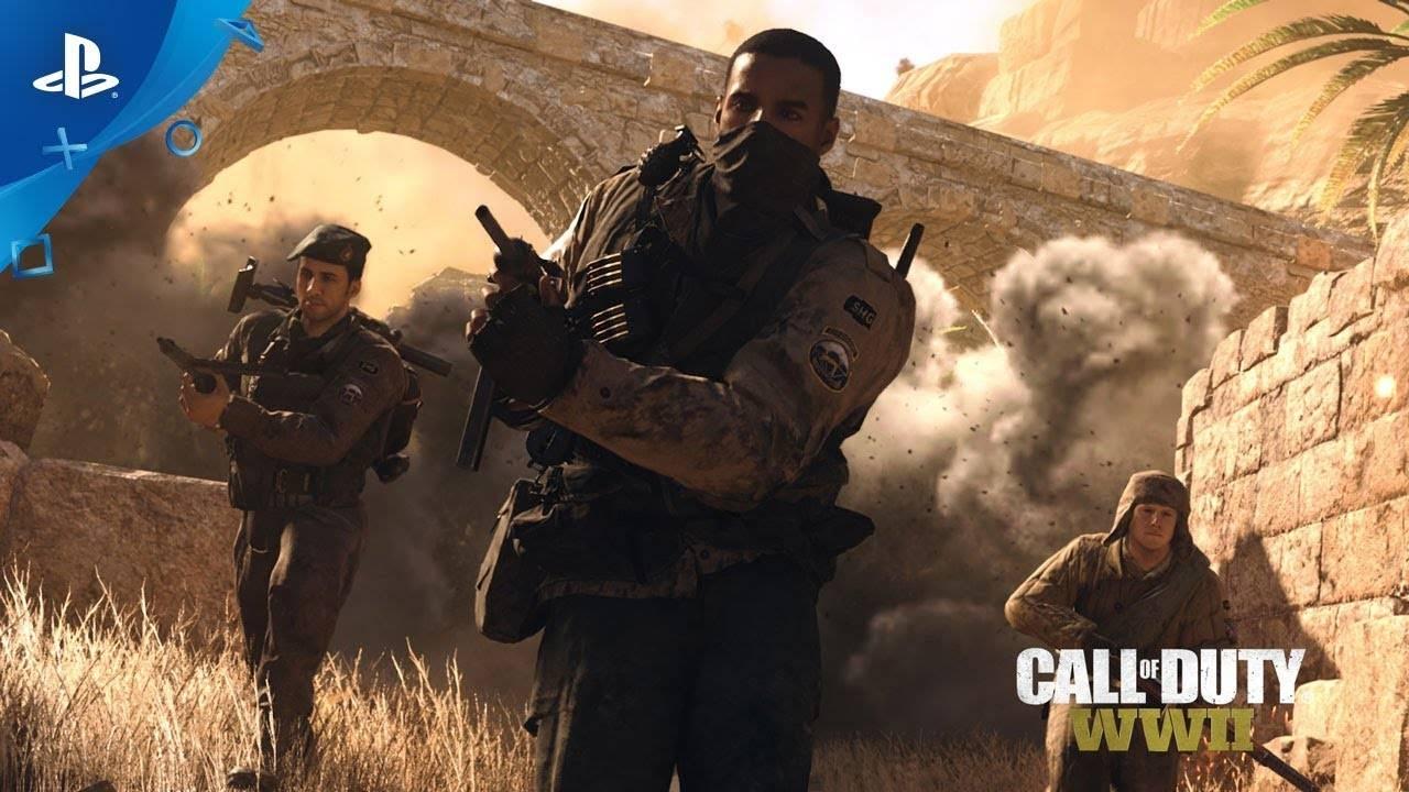 Call of Duty WWII: Conozcan los detalles del nuevo DLC llamado United Front