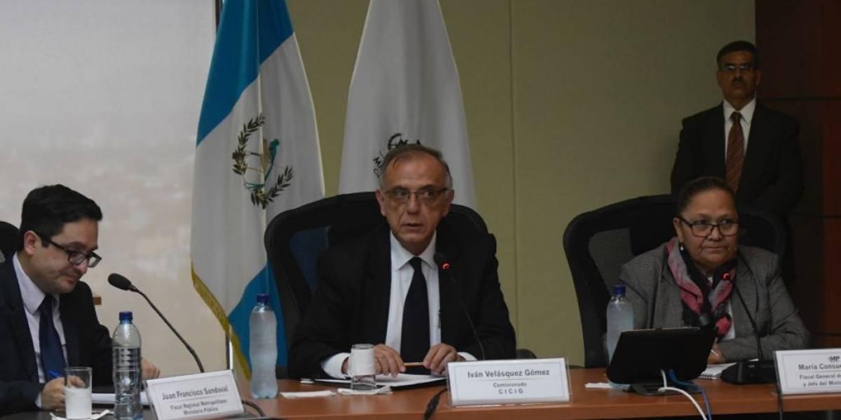 Fiscal Juan Francisco Sandoval renuncia a ascenso en el MP