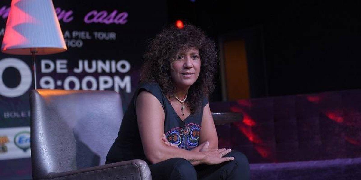 """Rosana le canta hoy a los dominicanos """"Como en casa"""""""