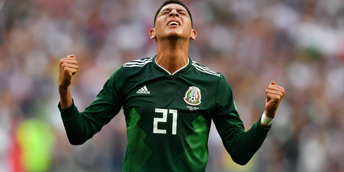 Edson Álvarez también marcó su propia historia en la victoria sobre Alemania