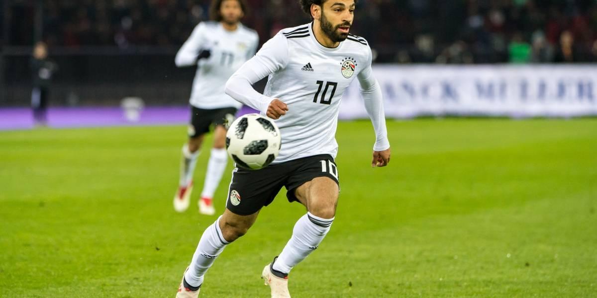 ¡Regresa el faraón! Mohamed Salah vuelve a las canchas, ante Rusia