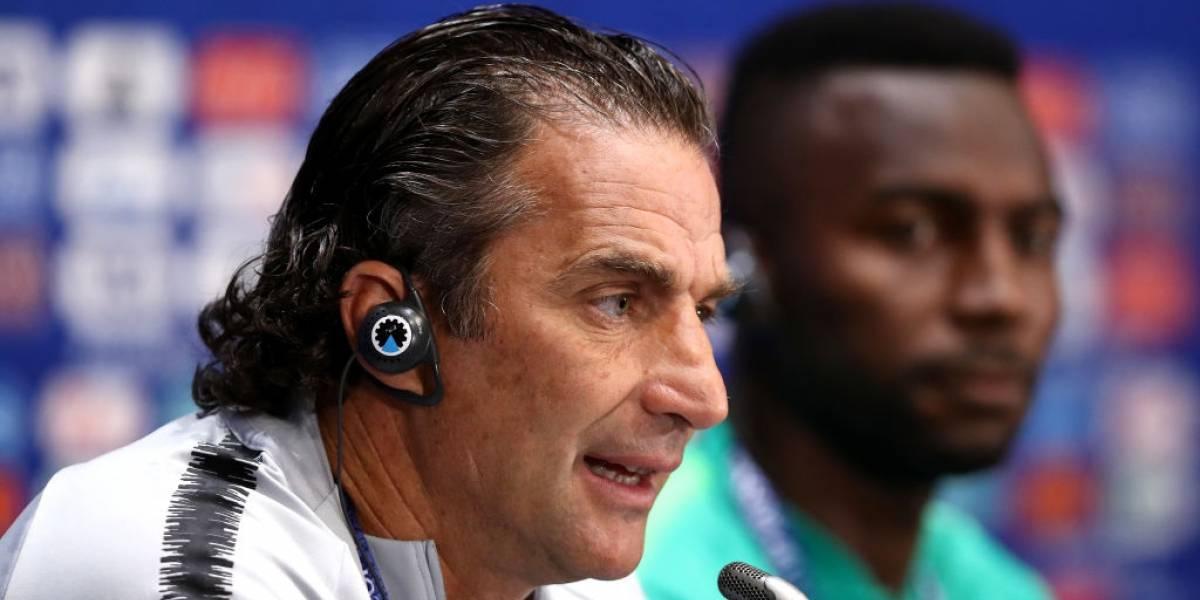 """Pizzi se queja en Arabia: """"El fútbol no es magia, para cambiar se requiere trabajo de mucho tiempo"""""""