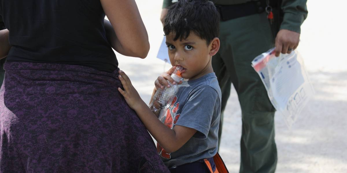 """""""Me quiero ir con mi mamá"""": los desgarradores audios de los llantos y gritos de los niños migrantes separados de sus padres por la política de Trump"""