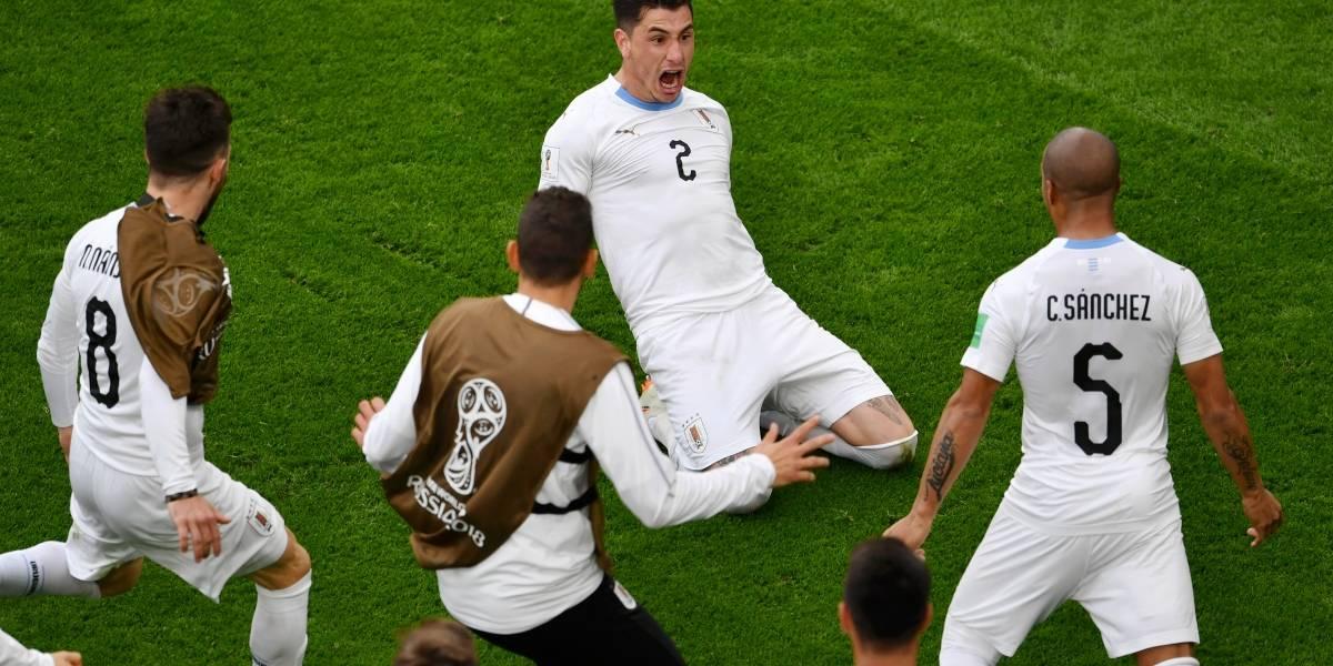 ¡Garra charrúa! Uruguay, por la clasificación a octavos contra Arabia Saudita