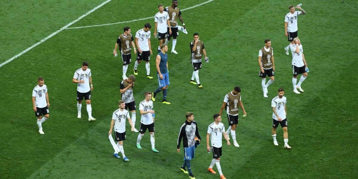 """Nos dijimos de todo mirándonos a la cara"": la dura reunión de Alemania tras perder con México"