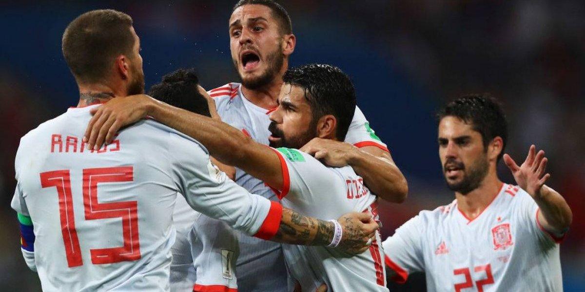 Minuto a minuto: España quiere olvidar empate a costa de Irán