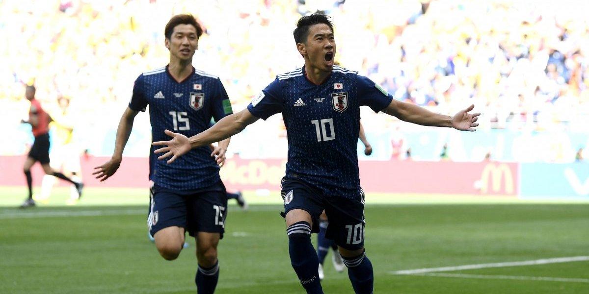 Así vivimos la sorpresiva victoria de Japón sobre Colombia en Rusia 2018