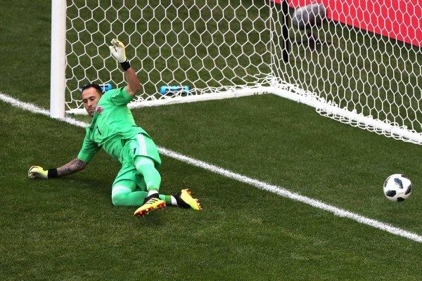 David Ospina nunca tapó un penal con la Selección Colombia