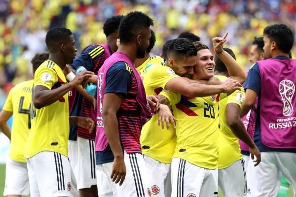Día y hora partido Mundial Polonia vs Colombia