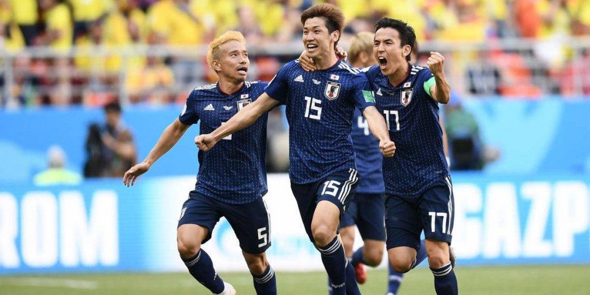 Japón le reparte sushi a Colombia y los deja pegados en debut Rusia 2018