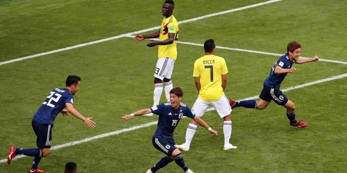¿Qué pensarán de nosotros en Japón? Colombia fue una sombra en Saransk