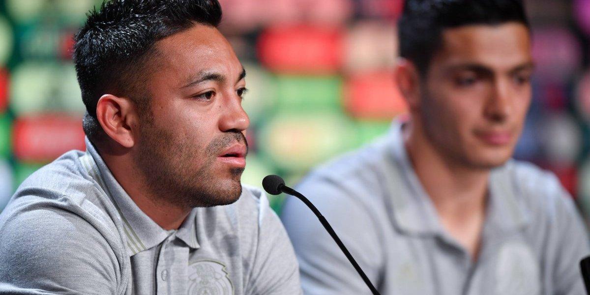Es un enfermo del futbol: Marco Fabián sobre J.C. Osorio