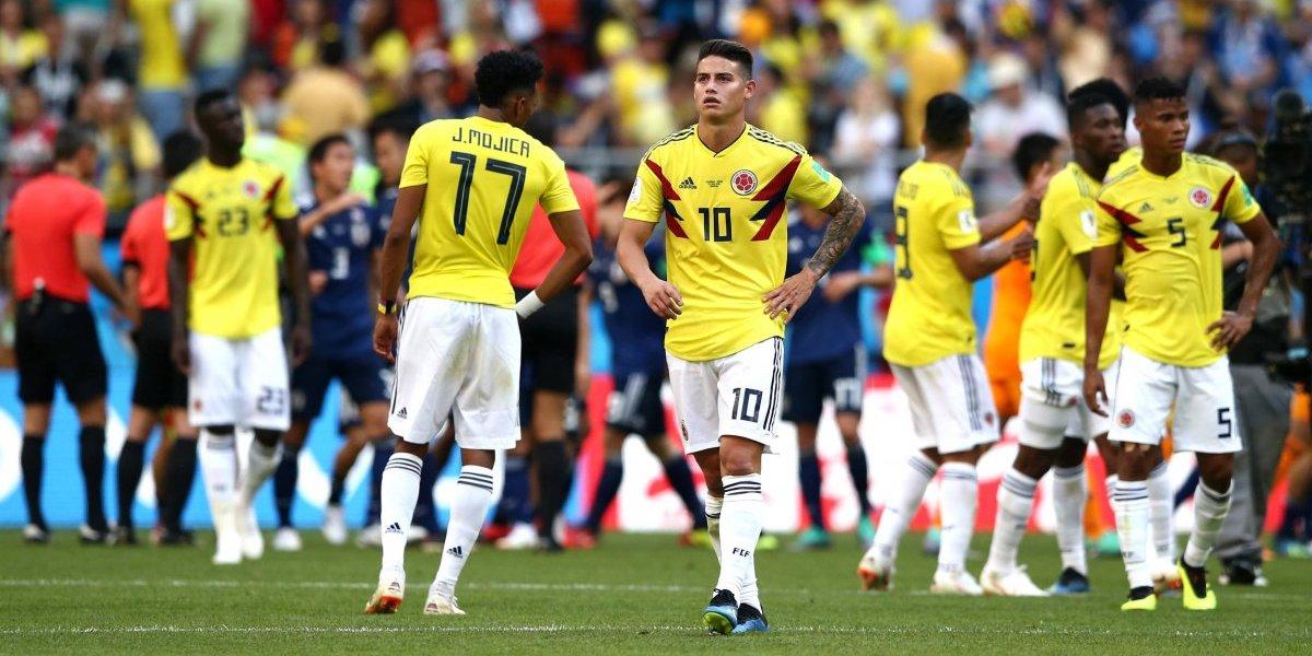 """""""Mazazo"""", """"la berraquera no siempre alcanza"""": La desazón de Colombia con el triste debut en Rusia 2018"""