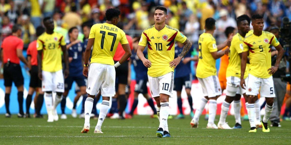 Quince años después, Japón consigue triunfo sobre Colombia