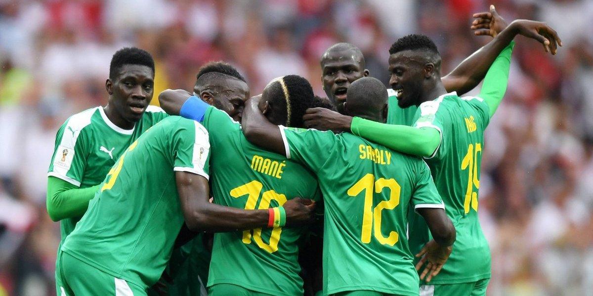 Así vivimos el sufrido triunfo de Senegal ante Polonia en el cierre de la primera fecha del Mundial
