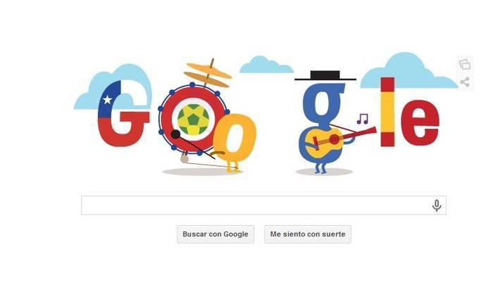 Doodle Brasil 2014