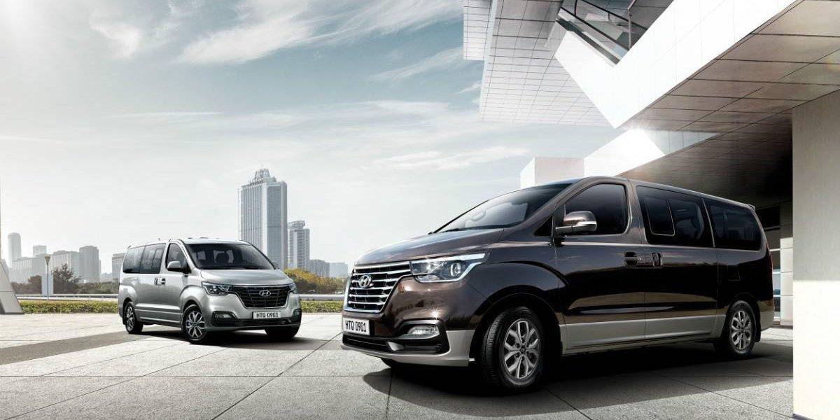 Hyundai renueva su emblemático vehículo comercial H-1