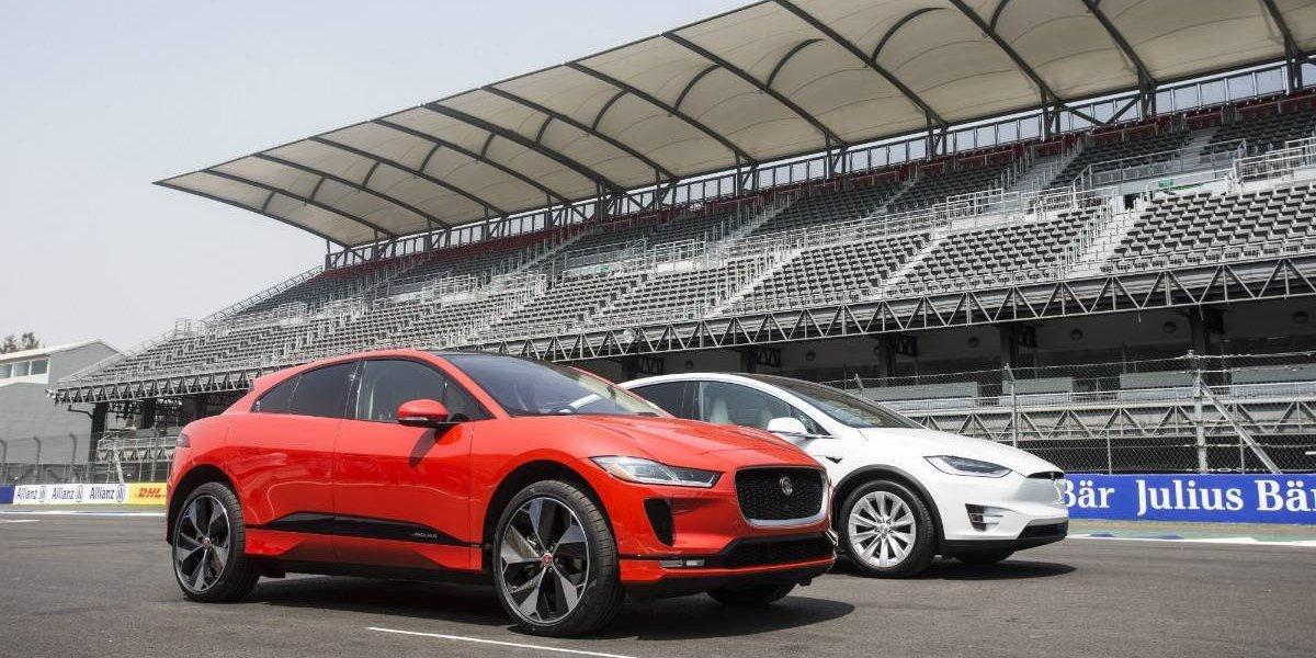 Jaguar I-Pace, el auto que cambia el juego según los ingleses