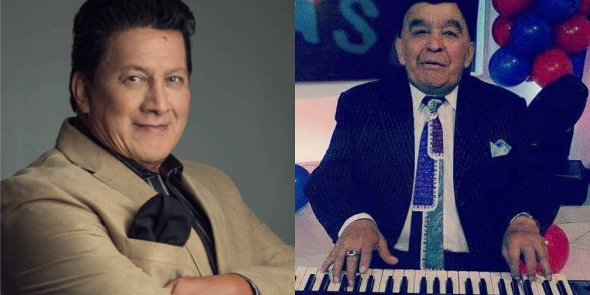 Gustavo Velásquez brinda homenaje a Don Medardo
