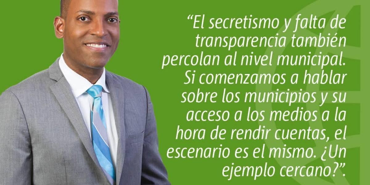 Transparencia, ¿dónde estás?