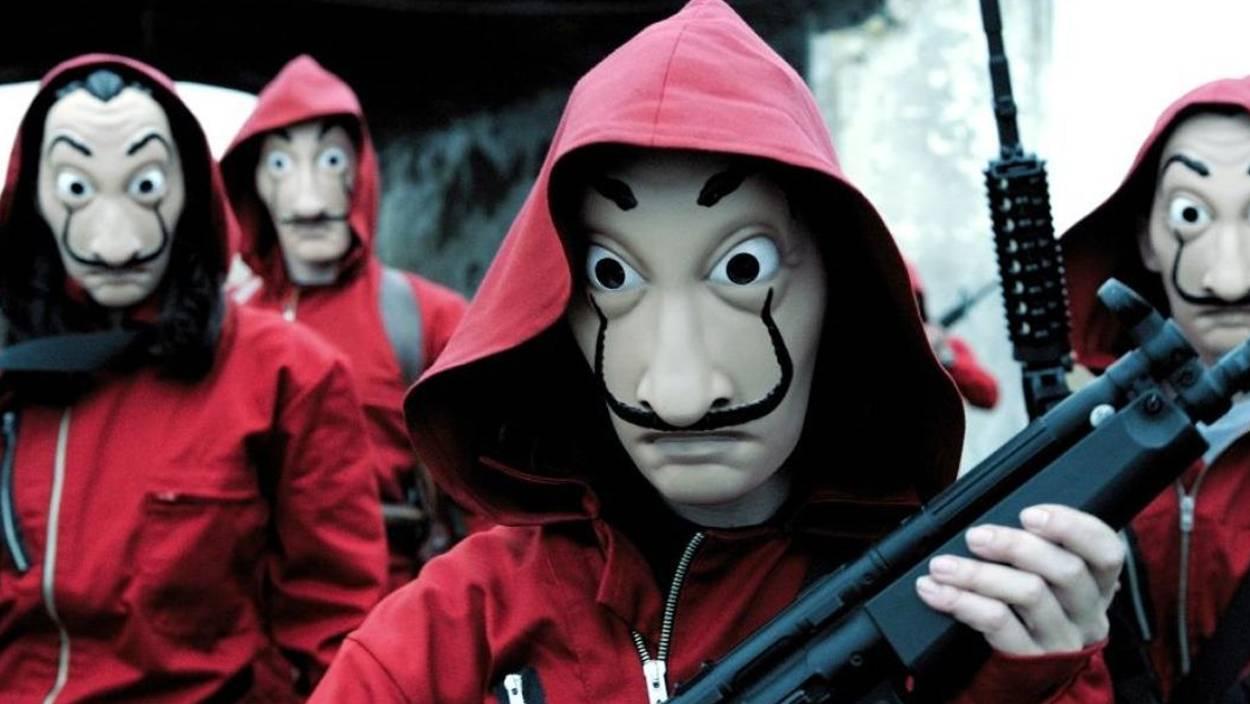 """Netflix estrena trailer de la tercera temporada de """"La casa de Papel"""""""