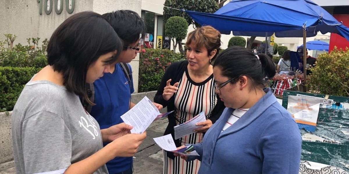 Va Lorena Osornio contra verificentros de la CDMX; acusa corrupción