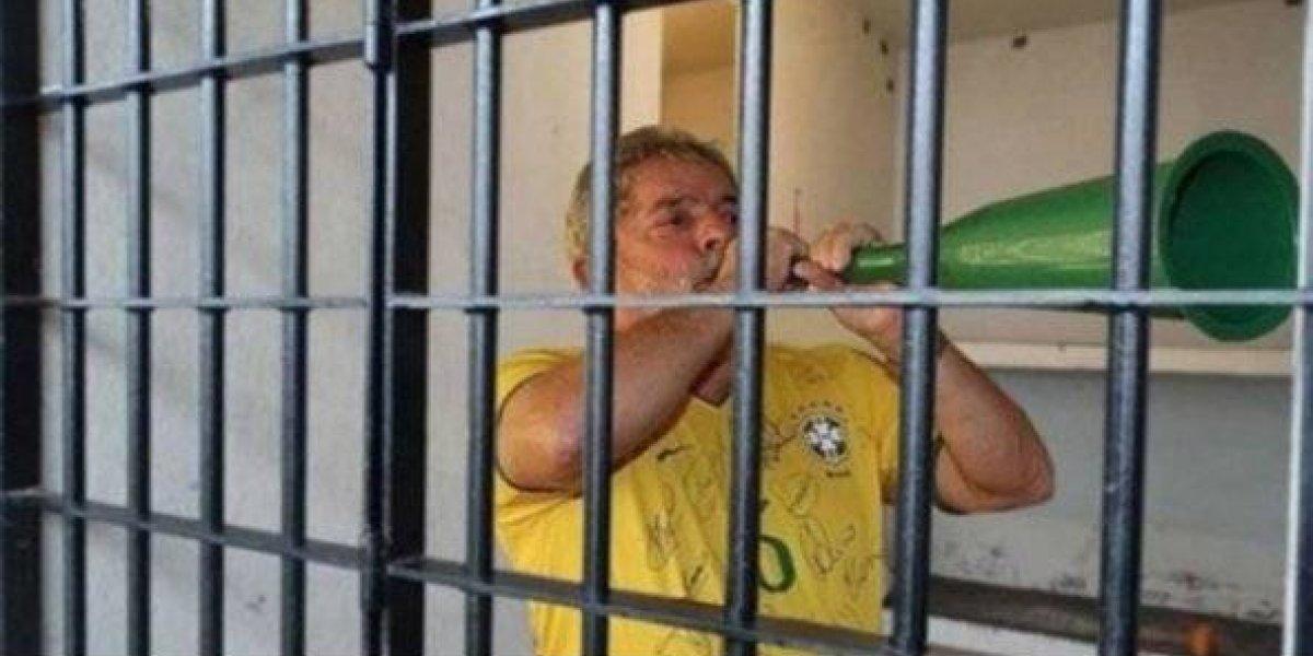 Desde la cárcel, Lula da Silva le envía consejo a Brasil para jugar con Costa Rica