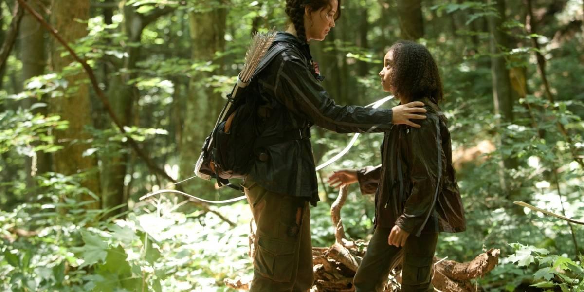 La niña de The Hunger Games se declara homosexual