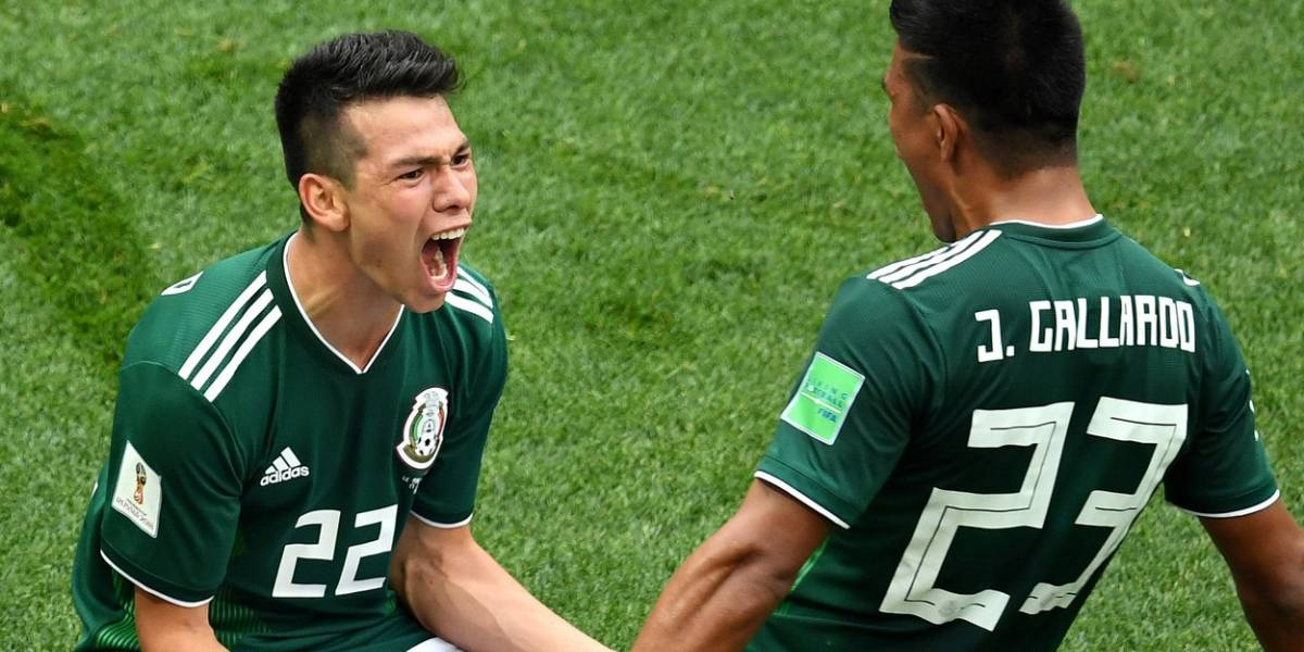 Juego de México contra Alemania en Rusia 2018 rompe récord de audiencia en TV