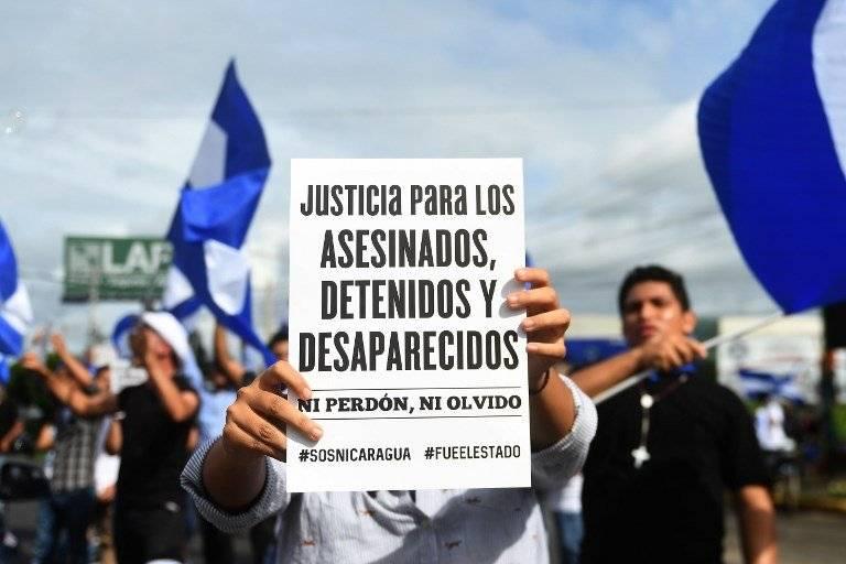 Nicaragua suspende diálogos