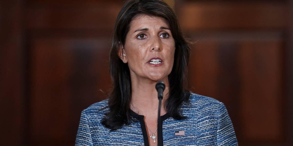 EUA vão se retirar do Conselho de Direitos Humanos da ONU, diz embaixadora
