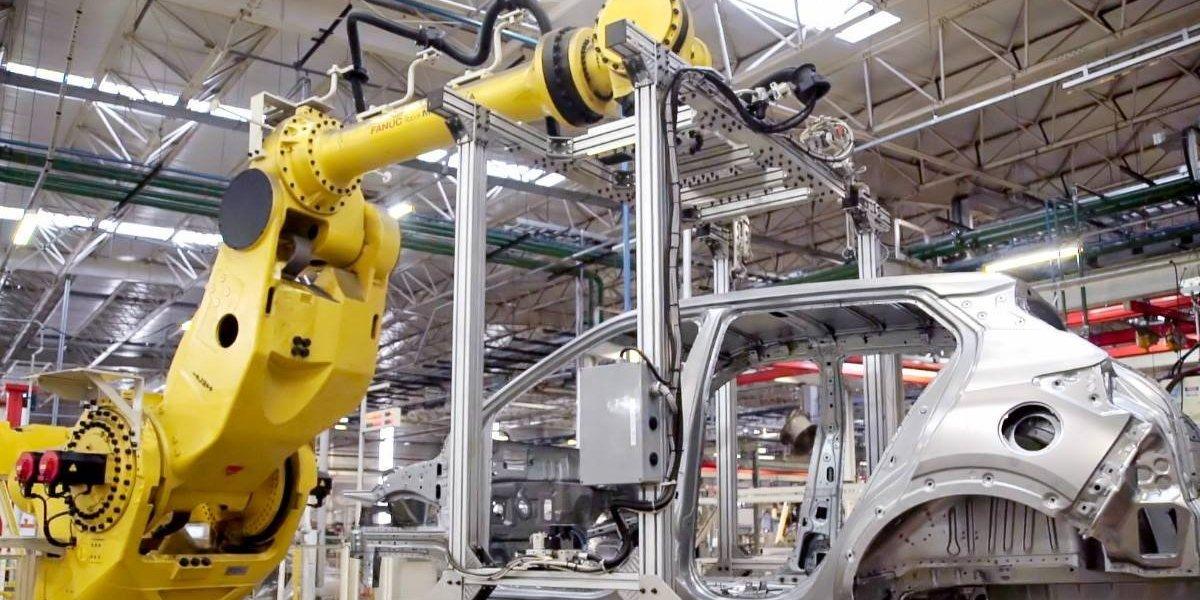 Conoce a Hércules, el poderoso robot de Nissan para sus carrocerías