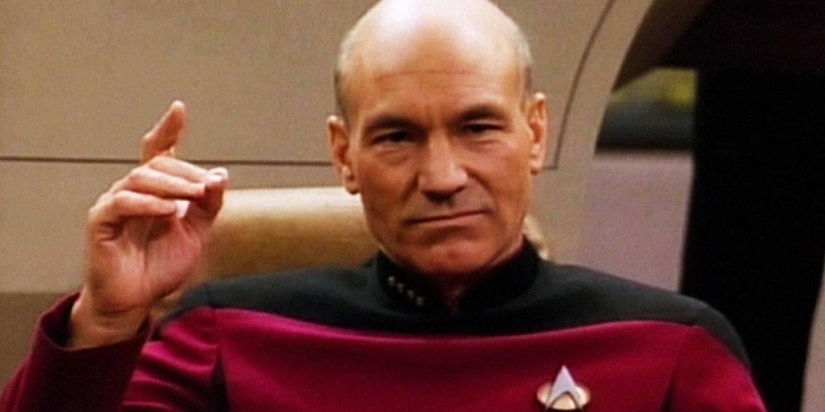 Patrick Stewart regresaría como Jean-Luc Picard en nueva serie de Star Trek