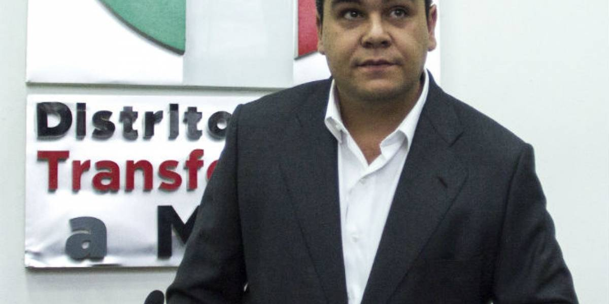 El priista Fernando Mercado votará por Claudia Sheinbaum para jefa de Gobierno