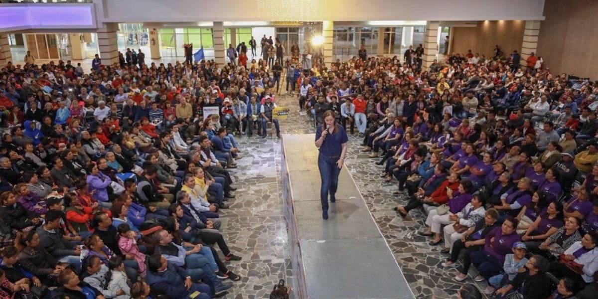 Martha Erika Alonso propone crear Secretaría de Medio Ambiente en Puebla