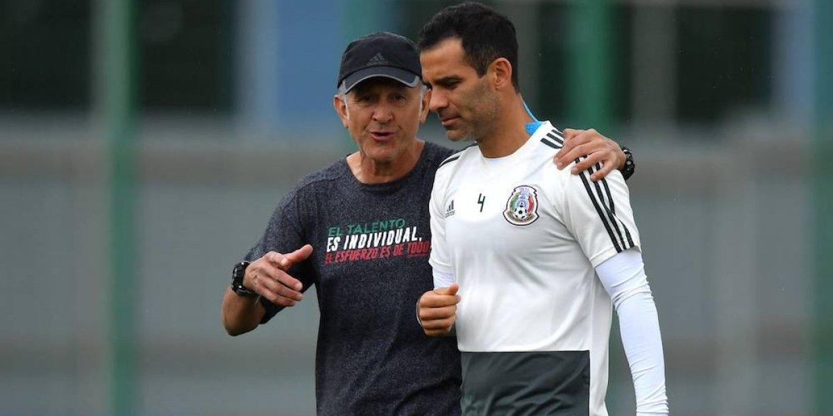 Patrocinadores estadounidenses dan la espalda a Rafael Márquez en el Mundial