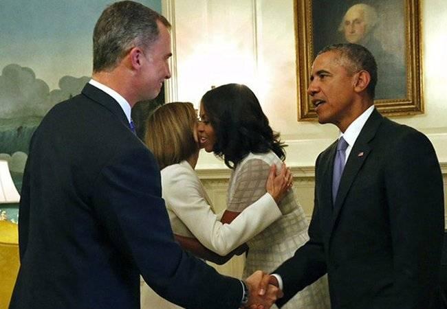 reyes con obama