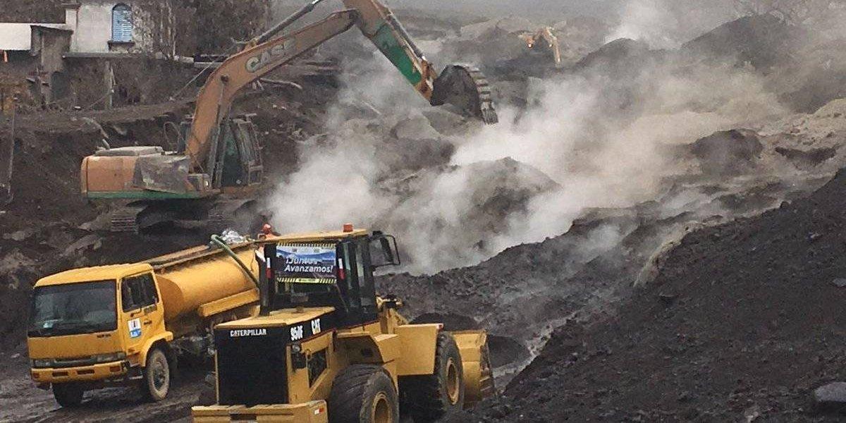 CIV invertirá Q230 millones para reconstrucción vial tras la erupción