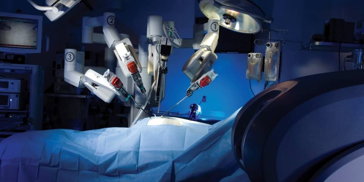 Robots operaron a pacientes y lo hicieron mejor que los humanos