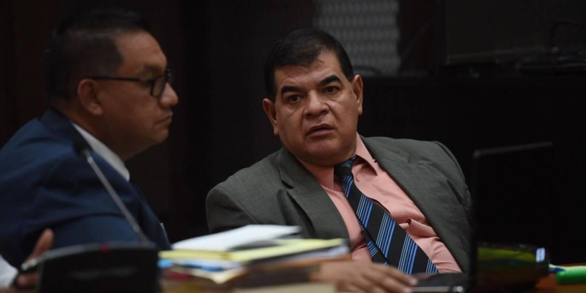 Exfiscal Rony López es ligado a proceso y enviado a prisión preventiva
