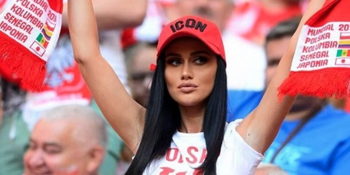 Karolina Emus, candidata a ser novia del Mundial de Rusia 2018