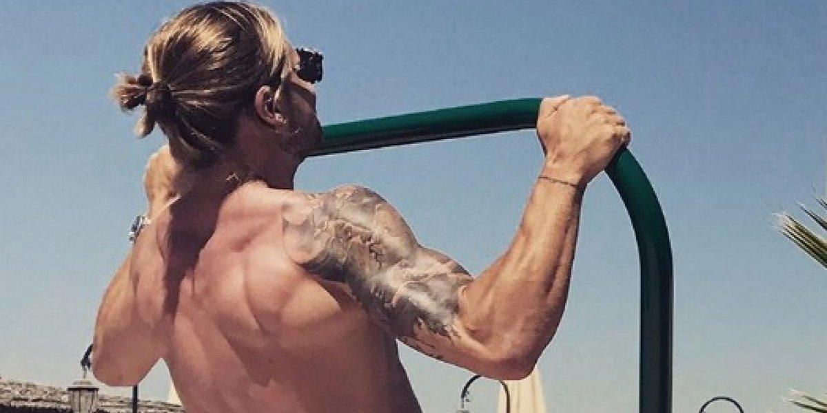 El más sexy del Mundial: Este futbolista revoluciona las redes con su atractivo físico