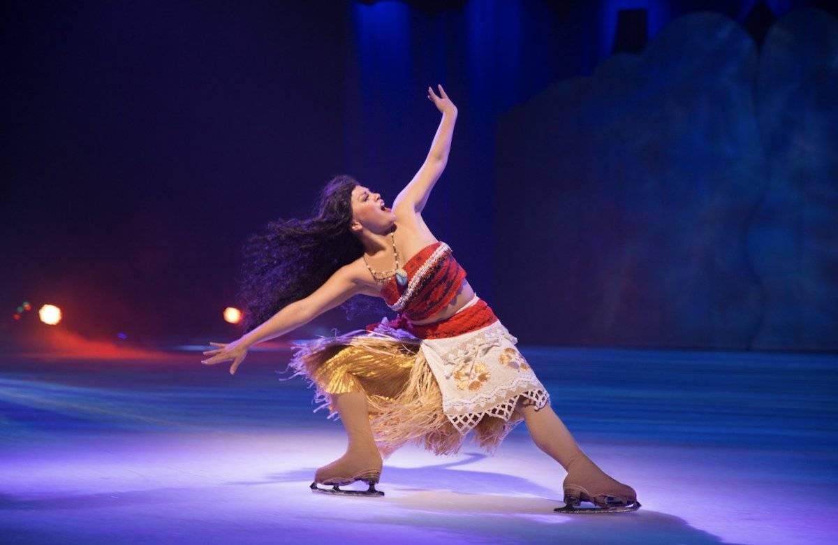 Mexicanos cumplen su sueño en Disney On Ice