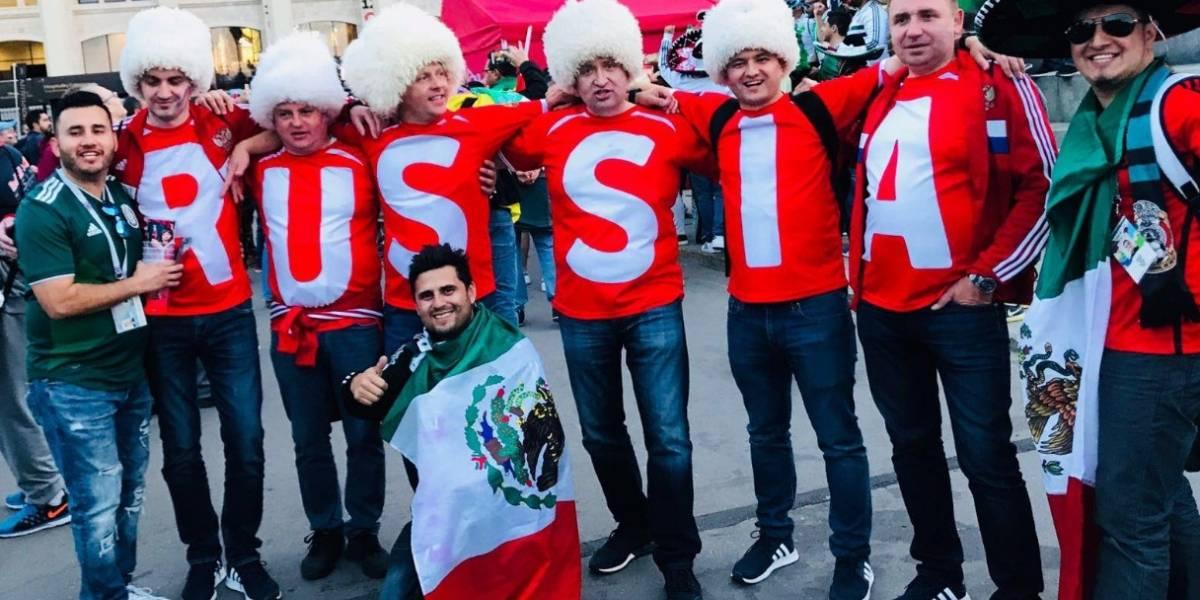 Esposa del mexicano extraviado en Rusia no se ha comunicado con él