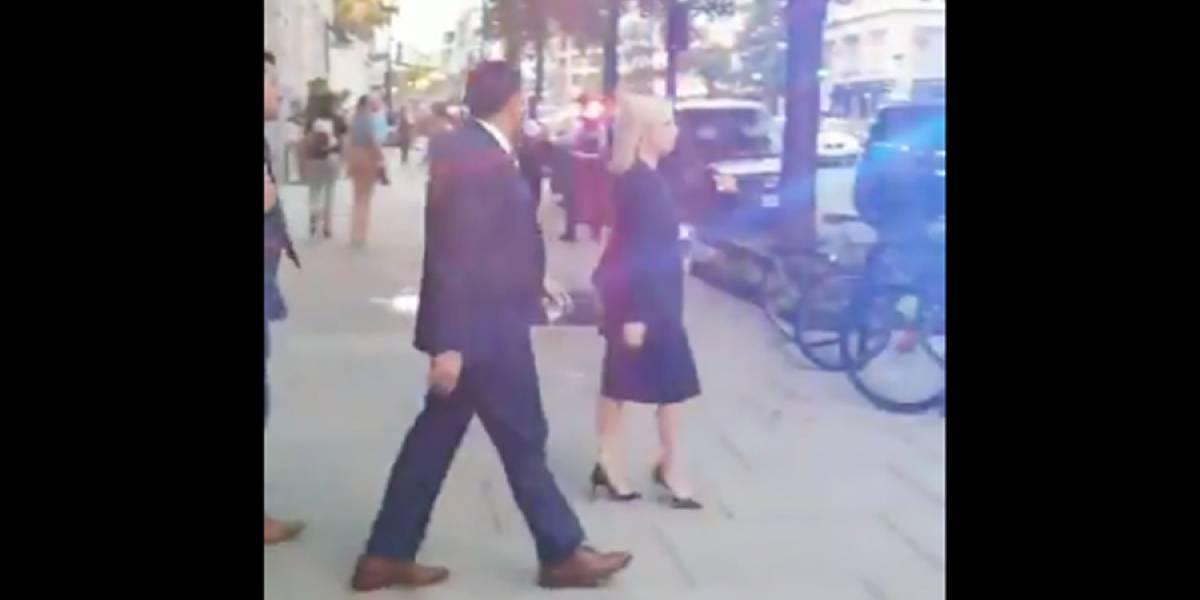 VIDEO. Secretaria de Seguridad Nacional de EE. UU. es expulsada de restaurante mexicano