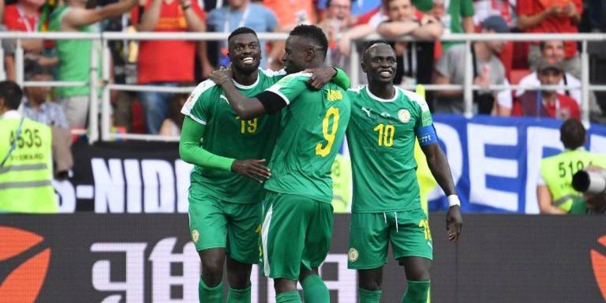 Senegal aprovecha las falencias de Polonia y regresa a un Mundial con victoria