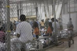 Separación de familias migrantes en la frontera Estados Unidos