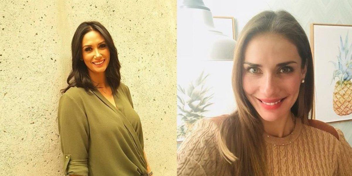 ¡Ni se saludaron! Así fue el tenso reencuentro entre Pamela Díaz y Carola de Moras