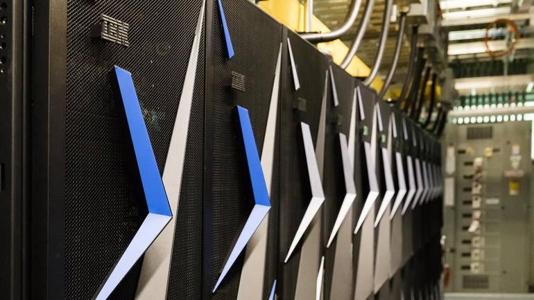 Summit, la supercomputadora más rápida del mundo hecha por IBM
